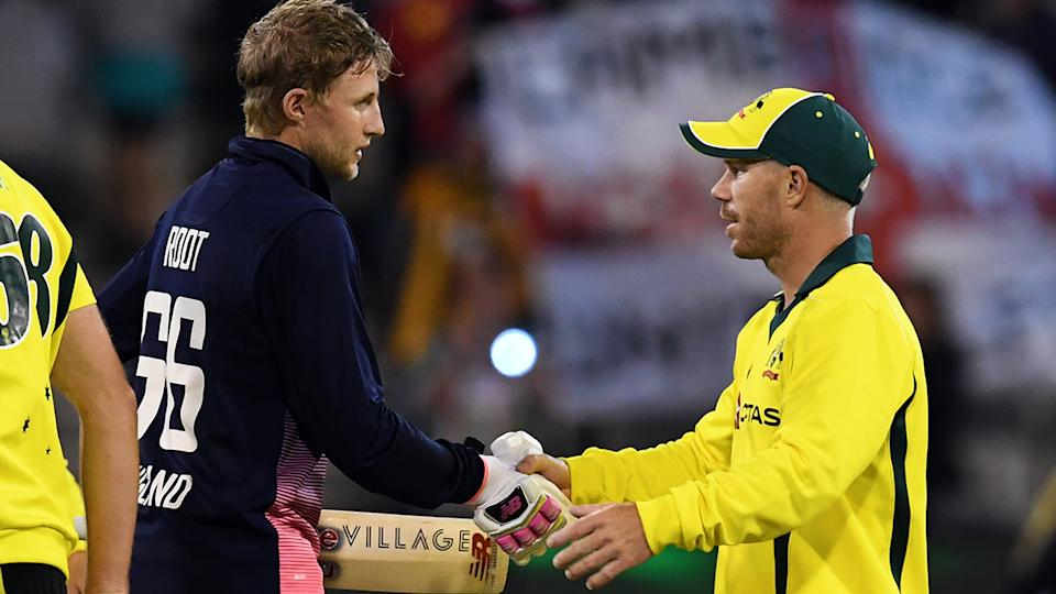 England setting the benchmark in ODIs, says Warner