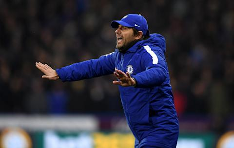 Antonio Conte: 'Alvaro Morata not only Chelsea player to blame'