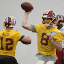 Two-a-days: How will Cousins drama factor in? (Yahoo Sports)