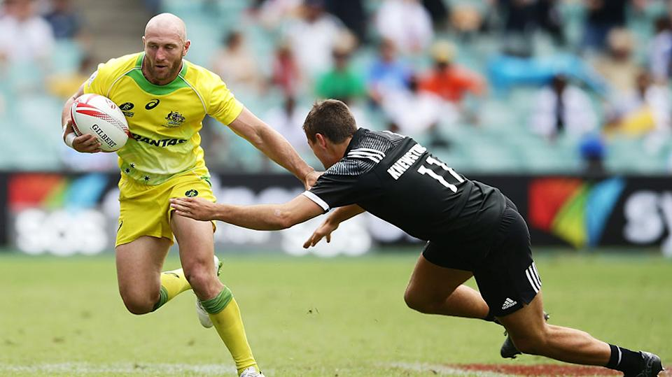 Australian rugby sevens captain James Stannard fractures skull after 'punch by Briton'