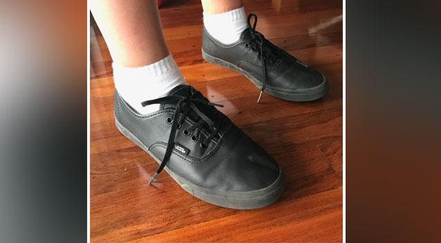 Qld students given detention over shoes