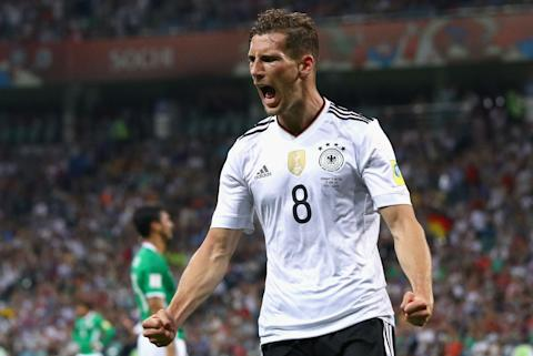 Ter Stegen praises in-demand Goretzka