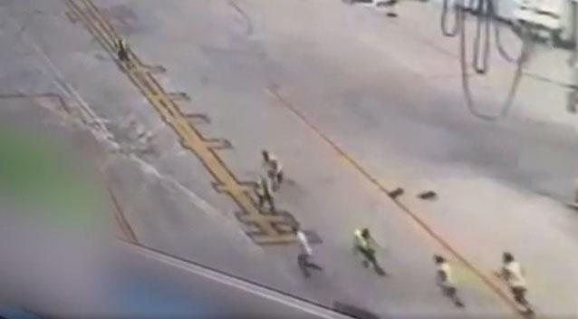 No, You Can't Run on Miami's Airport Tarmac