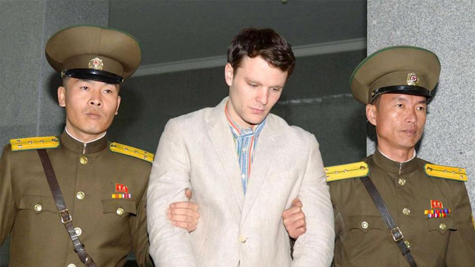 US student freed by North Korea dies in hospital aged 22