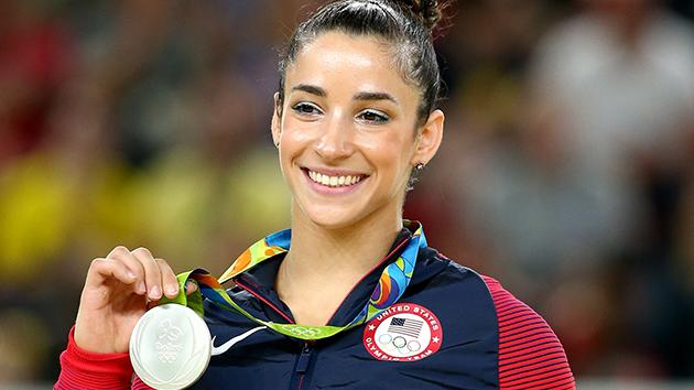 Aly Raisman blasts TSA agent on Twitter for 'rude and uncomfortable' comments