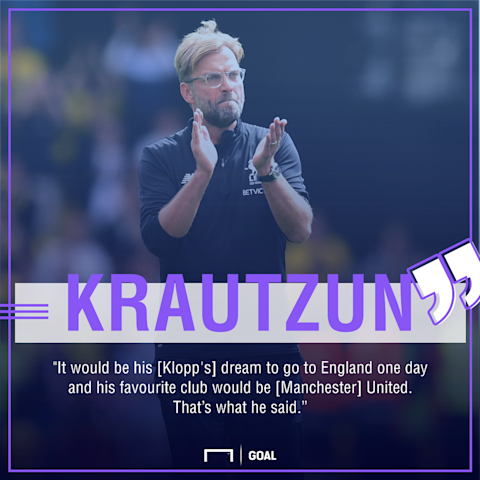 Purslow: Klopp needs five years at Liverpool, not two