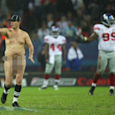 Great Britain's most famous streaker explains why he's streaked at 561 events