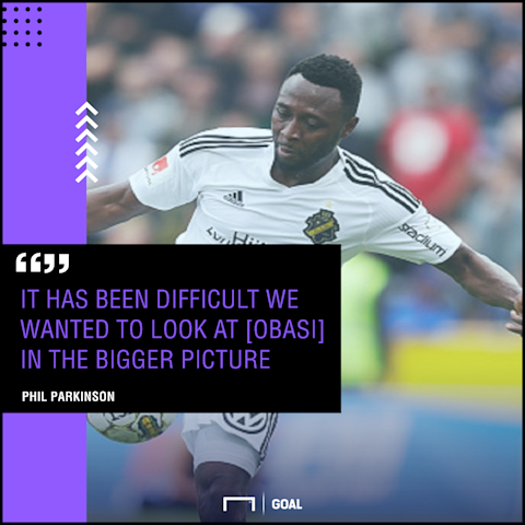 Chinedu Obasi joins Bolton Wanderers