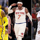 Rumors about Cavs smack of desperation (Yahoo Sports)