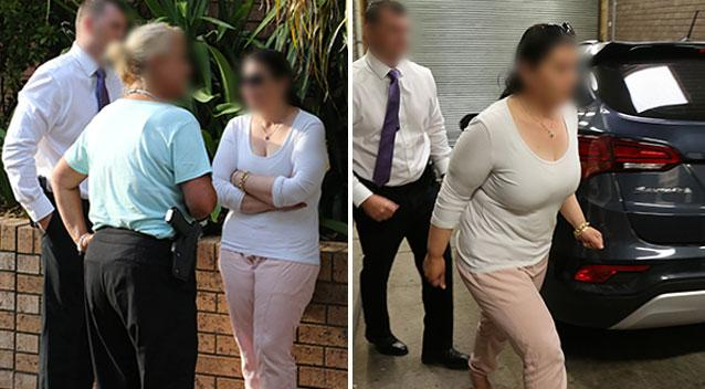 NSW Joint Counter Terrorism Team arrest woman for terrorism financing