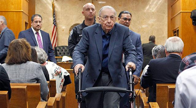 Former Priest From Scottsdale Sentenced To Life In Prison For 1960 Murder