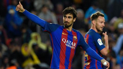 Andre Gomes Barcelona Osasuna LaLiga 26042017