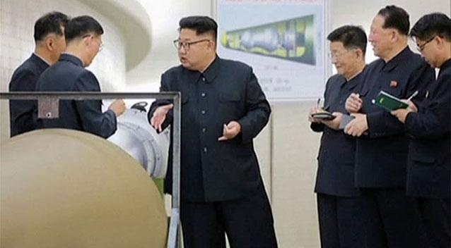 Negotiating with North Korea 'waste of time'