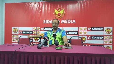 Dollah Salleh, Pahang, press conference, 24052017