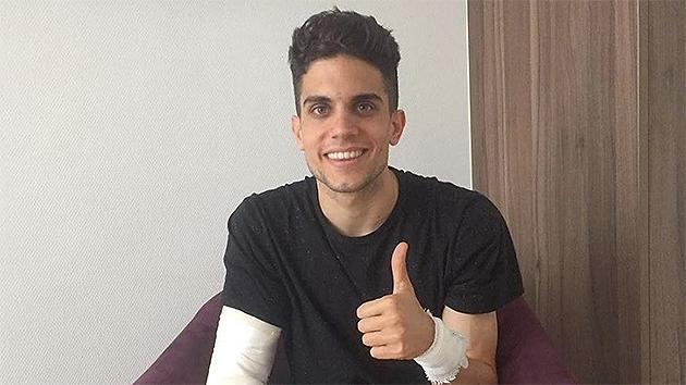 Dortmund's Bartra is recovering after the attack. Pic Twitter