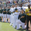 MLB players union expresses protest support (Yahoo Sports)