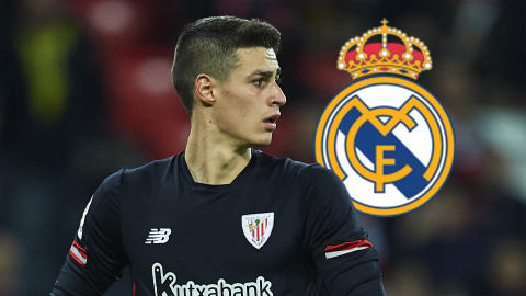 Real Madrid to pay Kepa Arrizabalaga release clause