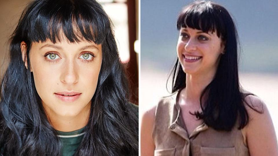 Jessica Falkholt died in Sydney's St George Hospital on Wednesday morning six days after her life support was switched off