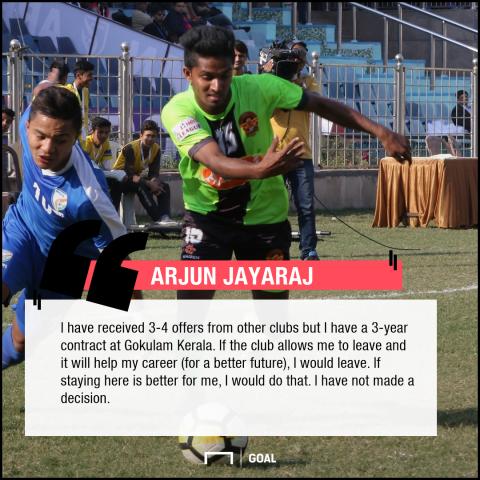 Arjun Jayaraj GFX