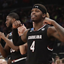 Behind stellar defense, South Carolina beats Baylor to advance to Elite Eight