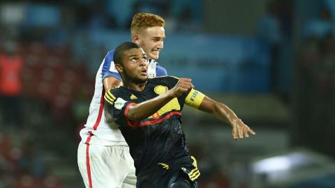 U-17 World Cup: Trickster Brewster floors USA