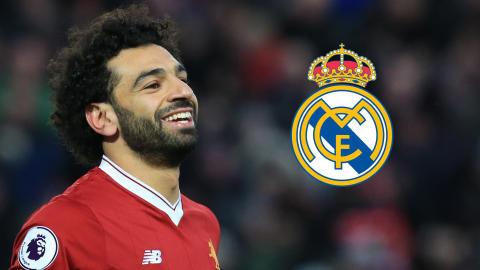 Mohamed Salah Real Madrid