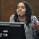 Aaron Hernandez trial: Fiancée shows her loyalty with a new last name
