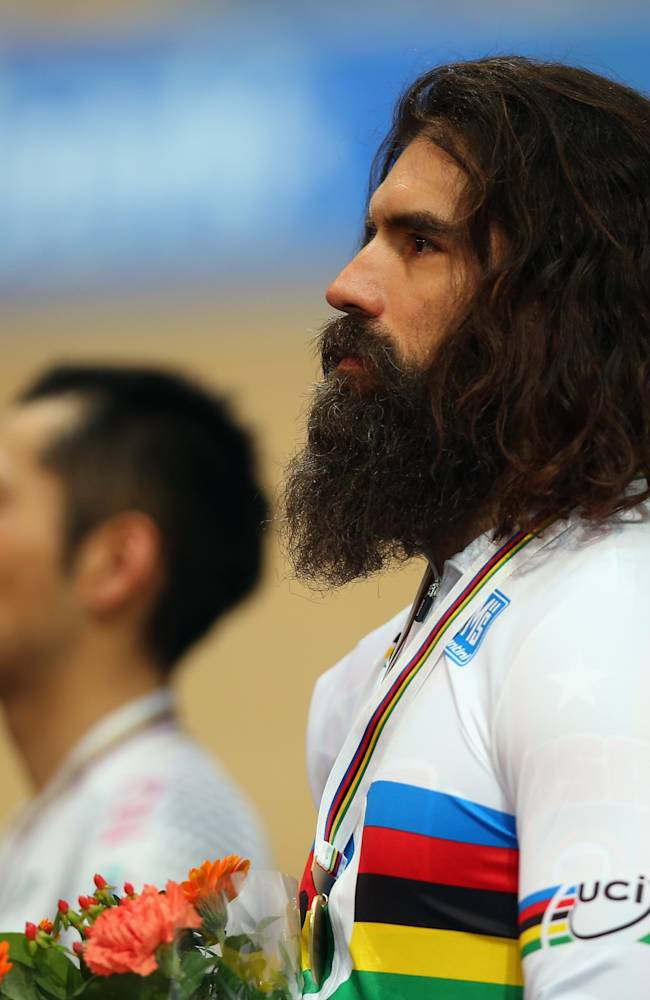 UCI Para-cycling Track World Championships - Day 2