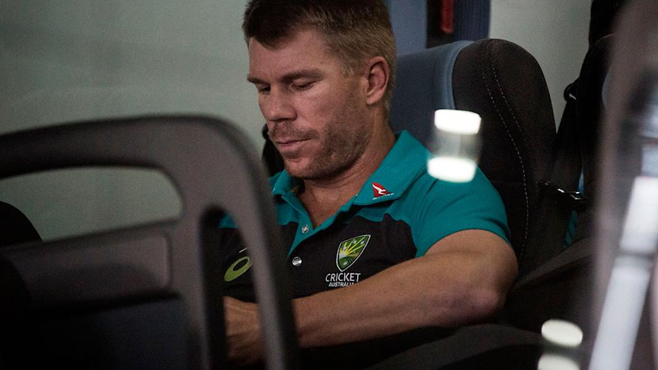 Ball-tampering scandal: David Warner apologises to cricket fans