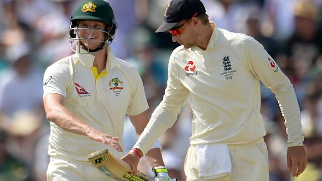 Smith and Marsh dominate England