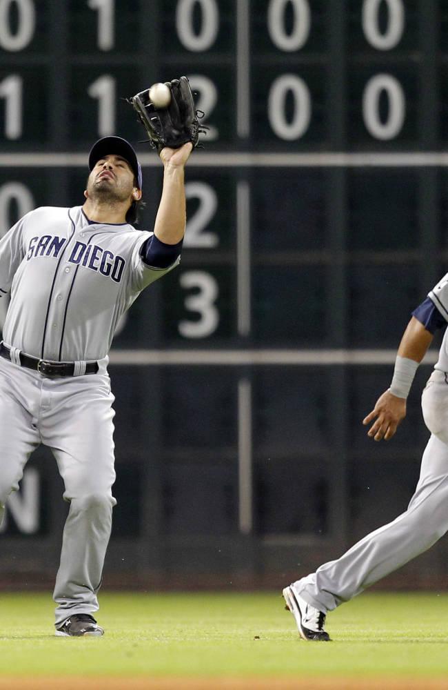 San Diego Padres vs Houston Astros