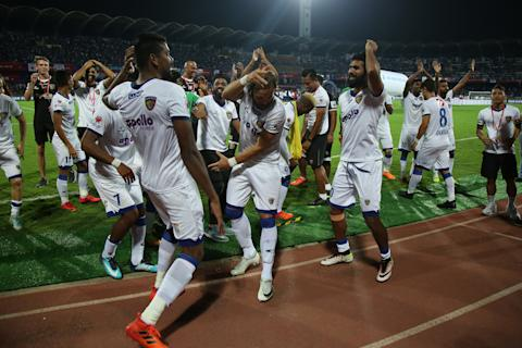 Bengaluru FC Chennaiyin FC 2017-18 Indian Super League Final