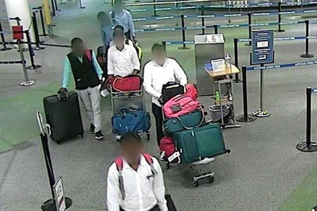 Indian Commonwealth Games 'imposters' detained at Brisbane airport