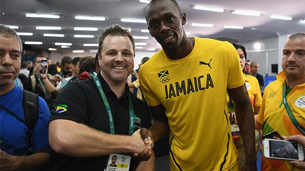 Proved that I'm the greatest: Bolt