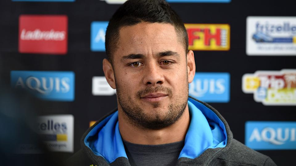 League star Jarryd Hayne accused of raping woman in the US