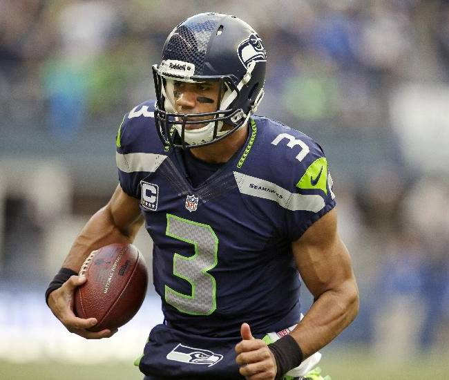 Seahawks the team to beat in NFC West so far