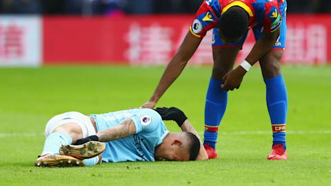 Manchester City lose Kevin De Bruyne and Gabriel Jesus to injuries