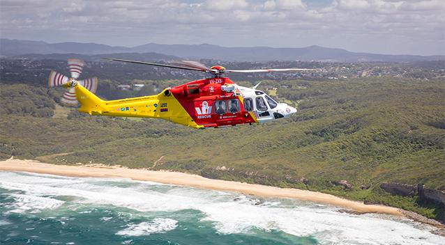 Search for teen, 17, missing at NSW beach