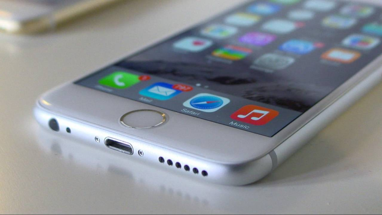 Apple Looking to Eliminate Iconic Home Button