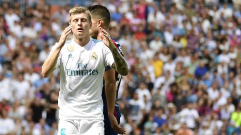 Toni Kroos Real Madrid Levante LaLiga