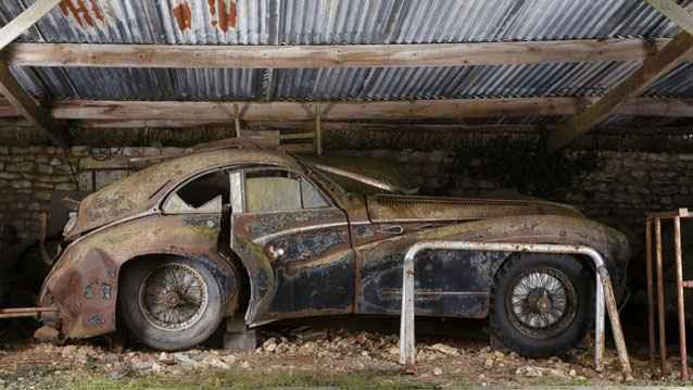 Talbot Lago T26 Grand Sport Coupe Saoutchik Photo Supplied