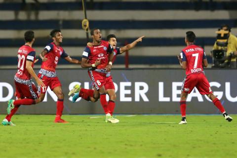 ISL, Bengaluru FC vs Jamshedpur FC, full score: BEN 0-1 JAM