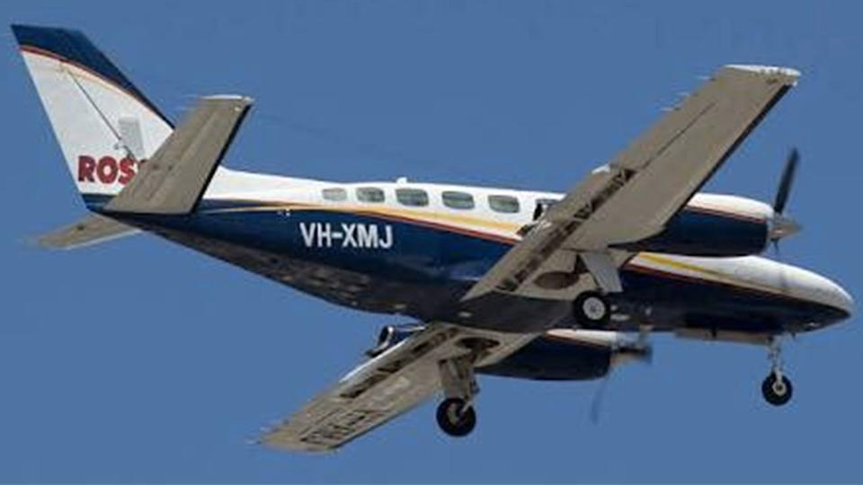 Three Dead In SA Plane Crash