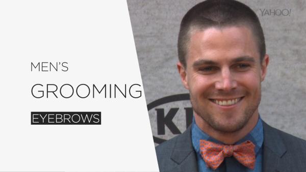 Men's Grooming: Eyebrows