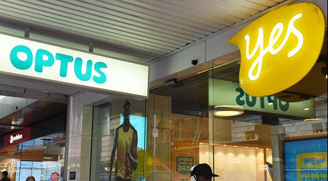 Optus advertises for an 'Anglo Saxon' retail consultant