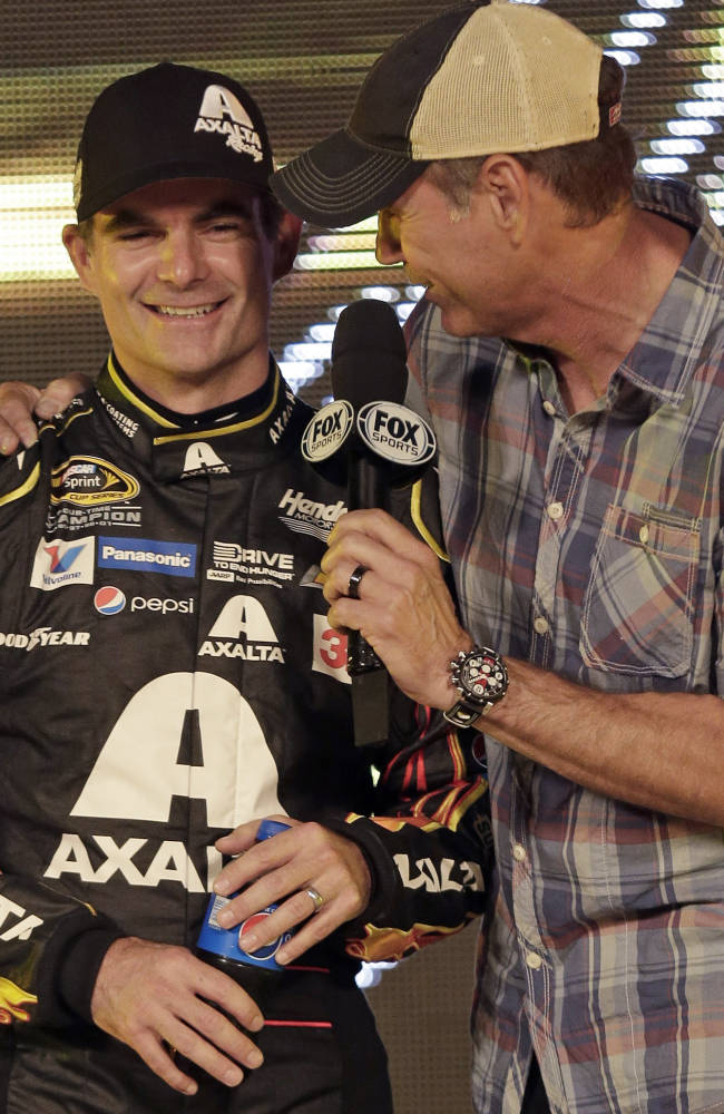 Jeff Gordon to join Fox as full-time analyst in 2016