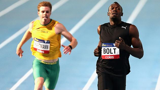 Athletics: Bolt fires to 100m victory in Ostrava