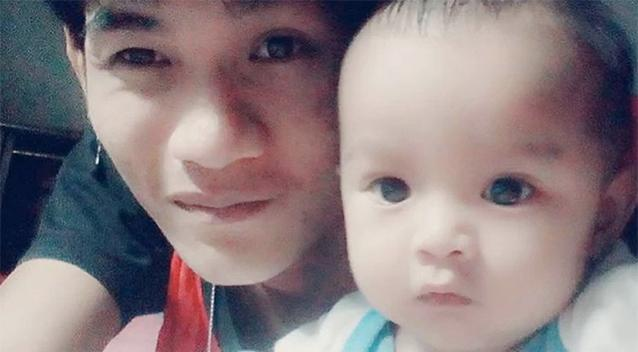 Man hangs his 11-month-old daughter on Facebook before killing himself