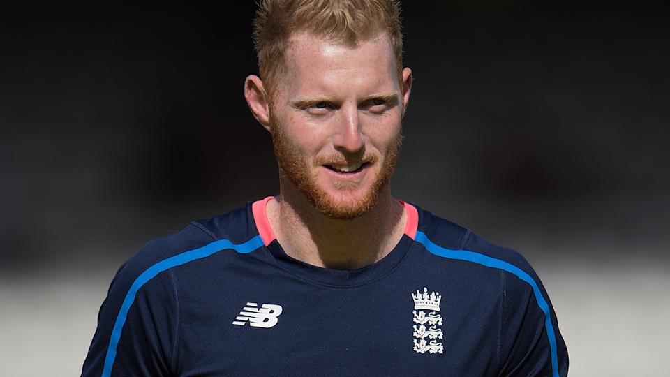 Ben Stokes. Pic Getty