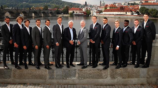 Image result for Laver Cup confirms stunning world-first change
